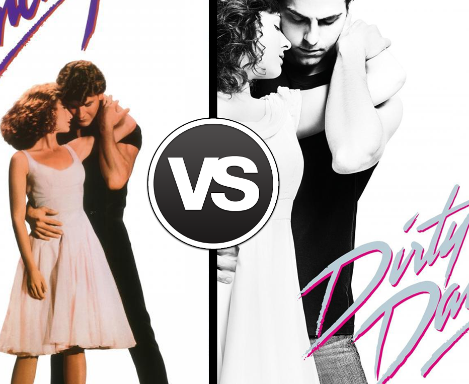 Especial: Dirty Dancing (1987) Vs Dirty Dancing (2017)
